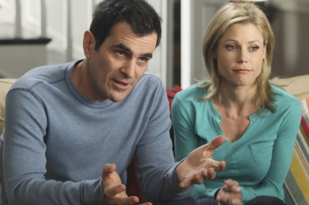 """Ty Burrell and Julie Bowen in """"Modern Family"""""""
