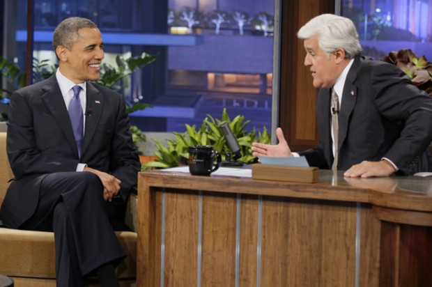 Obama slams Mourdock on Leno: