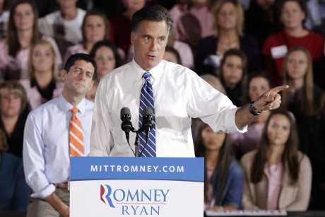 Romney in 2011: Shut down FEMA, let the states handle it