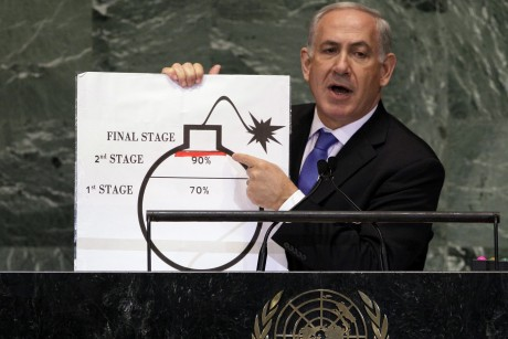 Israel prepared Iran attack in 2010
