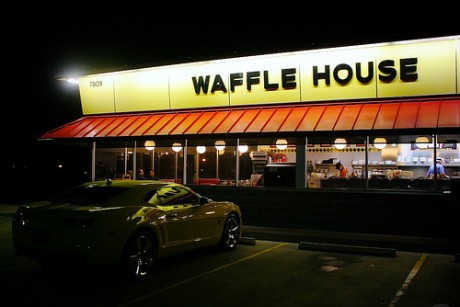 Waffle House CEO: Sex charges false
