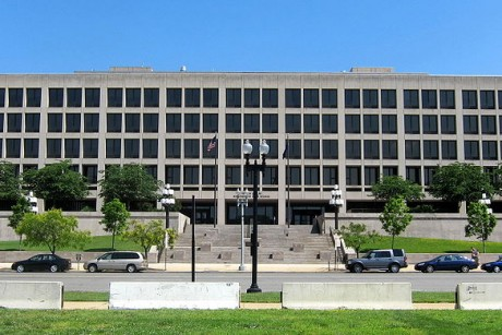 Department of Labor headquarters, D.C. (Wikimedia)