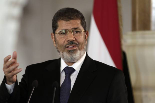 Morsi plays down anti-Semitic remarks