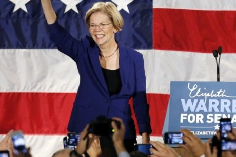 Did Elizabeth Warren kill the Tea Party?