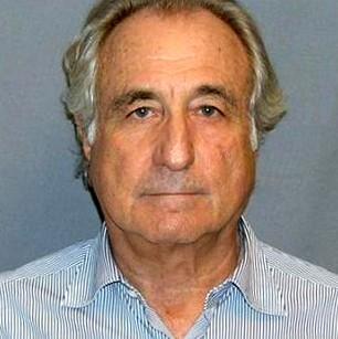 Bernie Madoff (U.S. Dept. of Justice/Wikimedia)
