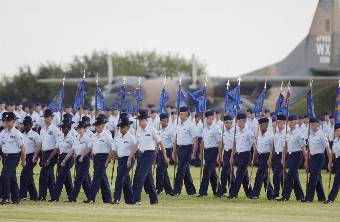 Air Force releases report on widespread sexual abuse