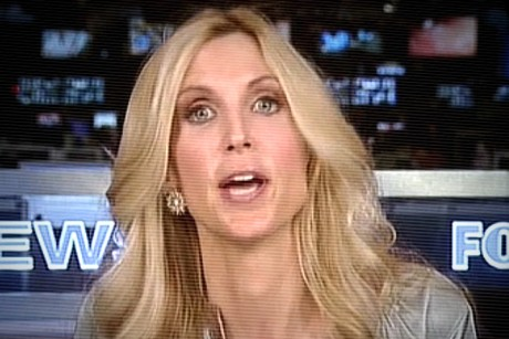 Fordham head blasts Ann Coulter