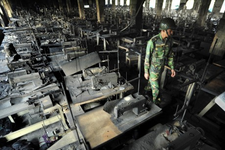 Wal-Mart's connection to firetrap Bangladesh factory