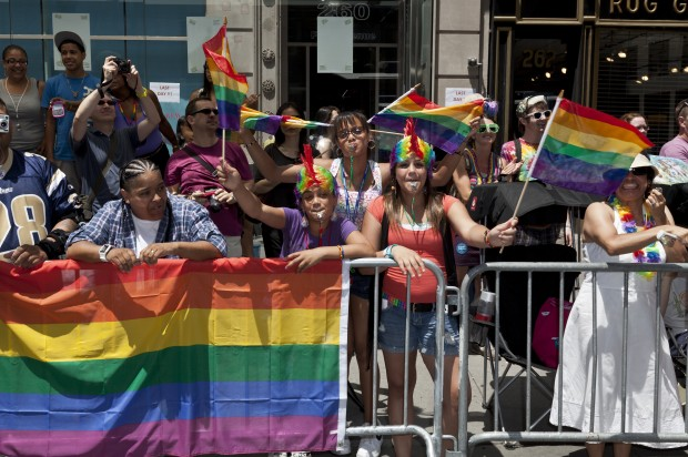 Rahm Emanuel pushes for Illinois gay marriage