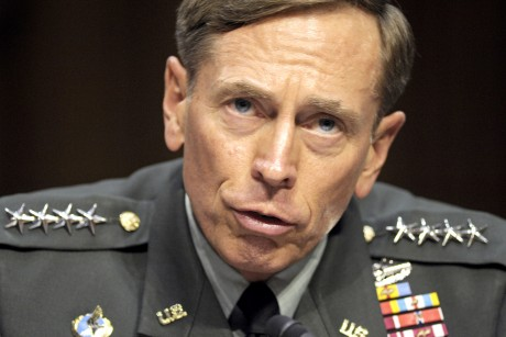 Fox News president reportedly tried to get Petraeus to run for president