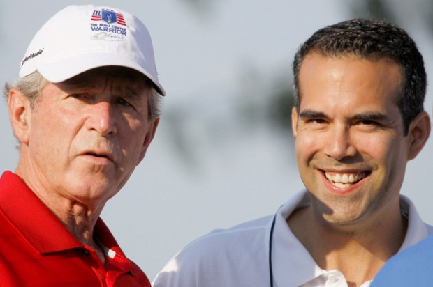 Sorry, Republicans, a Latino George Bush won't cut it