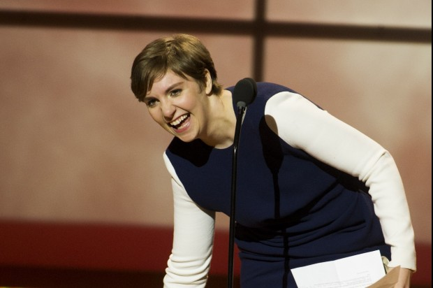 Lena Dunham: I don't write for money