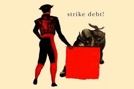 Occupy gets into the debt market