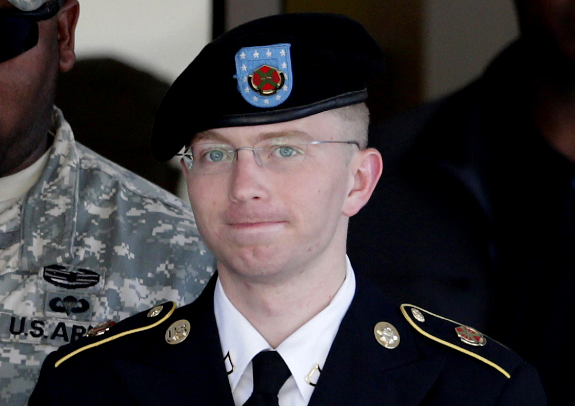 Pressing Issues: Bradley Manning Offers Guilty Pleas--and Key Statement