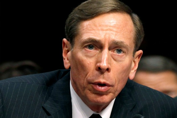As David Petraeus turns
