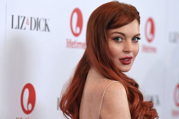 Lindsay Lohan to guest star as herself on Charlie Sheen's