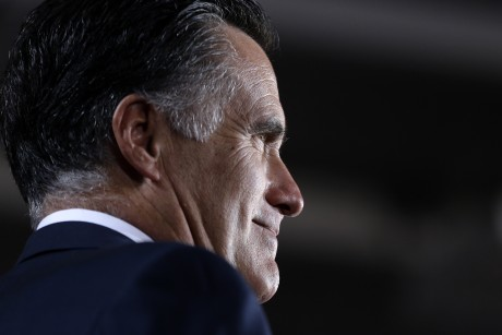 Romney's path: Win indies, stoke base, no errors