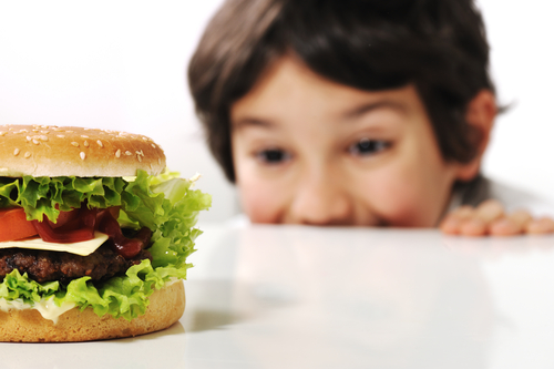 the battle against fast food begins in the home essay The battle against obesity begins at school it's to go to battle against the obesity restaurants and food service operators that appeal to children.
