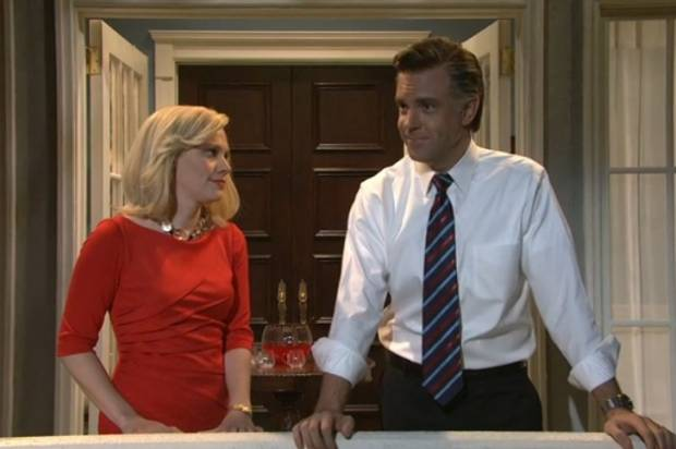 Must-see morning clip: SNL on Mitt's defeat