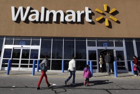 Wal-Mart and McDonald's: What's wrong with U.S. employment