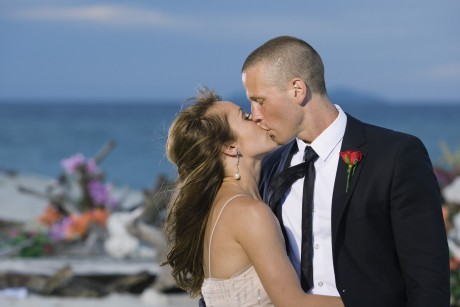 A bachelorette no more: Ashley Herbert weds beau