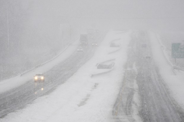 Blizzard headed to Northeast