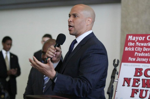 Cory Booker will explore run for Senate in 2014