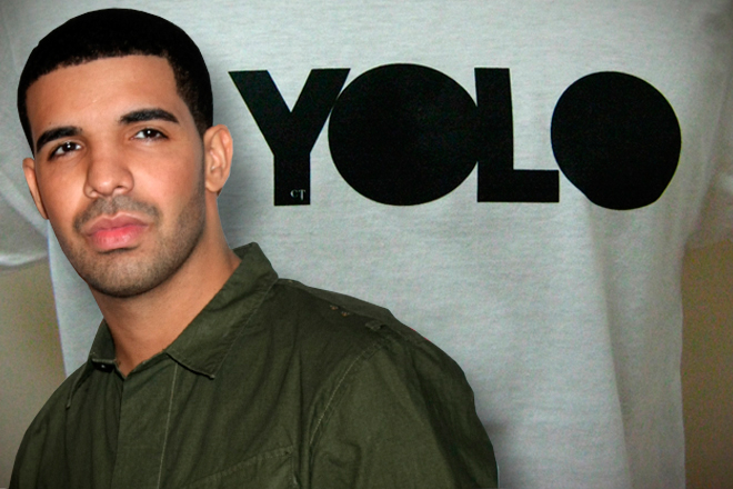 "Drake Wants Macys and Walgreens to Pay Up For Using ""YOLO"""