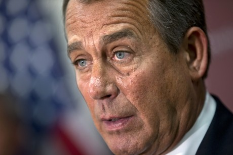 House GOP is coming around to John Boehner