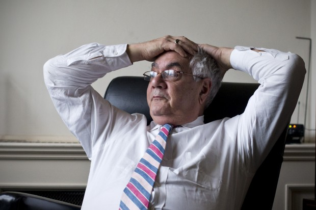 Why it won't be Barney Frank