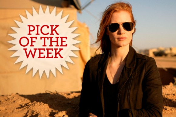 Pick of the week: Kathryn Bigelow's mesmerizing post-9/11 nightmare