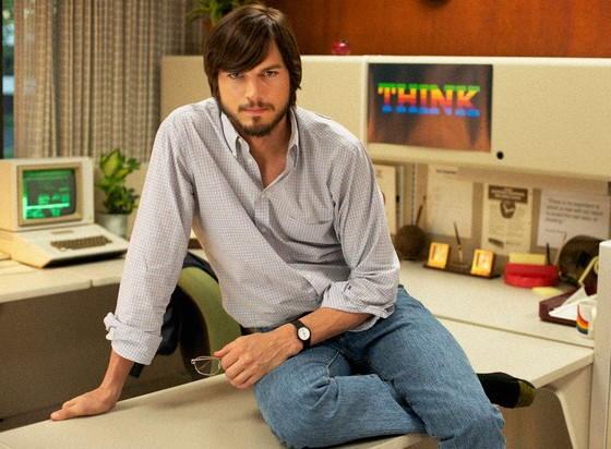 Does Ashton Kutcher pass for Steve Jobs?