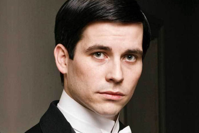 Rob James-Collier Wife