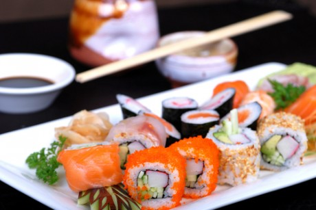 Sushi really does kill your brain