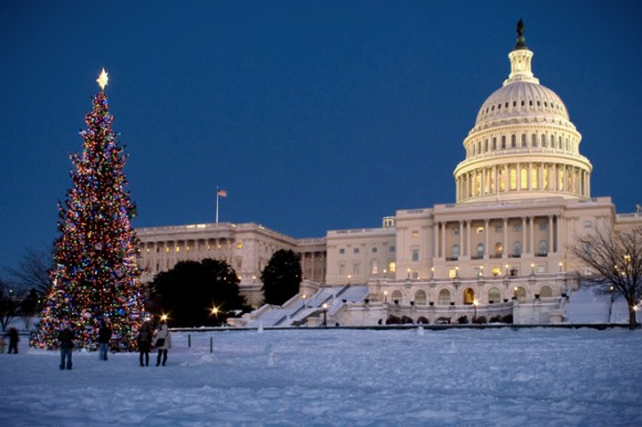 'Twas the night before the fiscal cliff