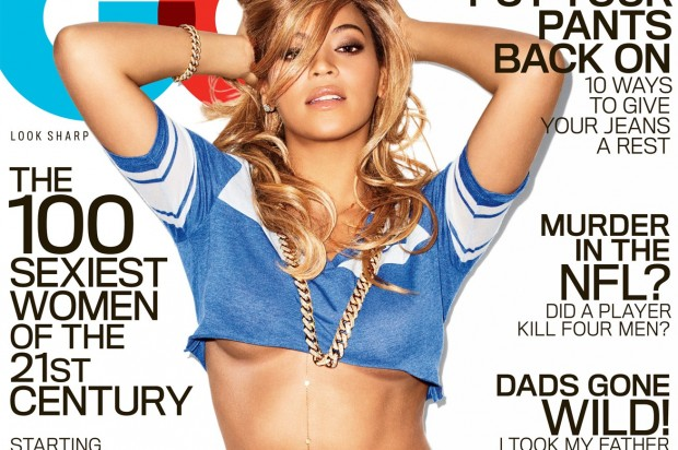 GQ names Beyoncé sexiest woman of the century