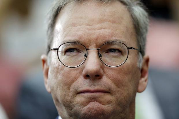Why is Google chief Eric Schmidt visiting North Korea?