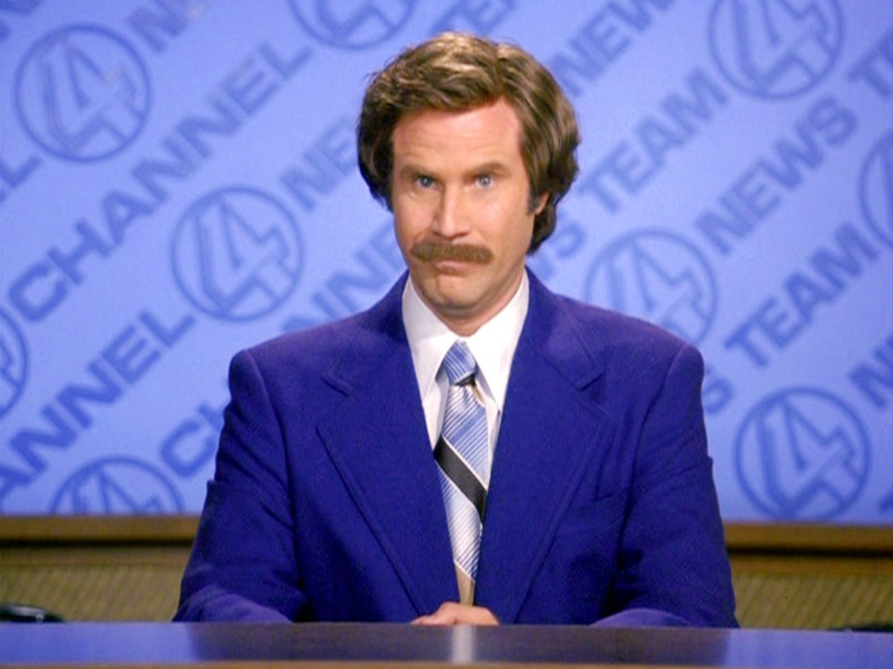 I hope you enjoyed this Anchorman Gif I Dont Believe You