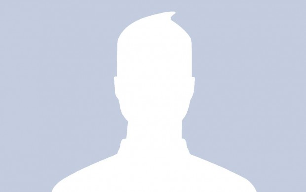 Facebook female icon