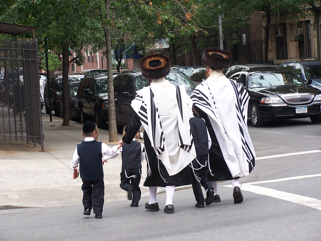Shadowy Modesty Squads Police Ultra Orthodox Brooklyn