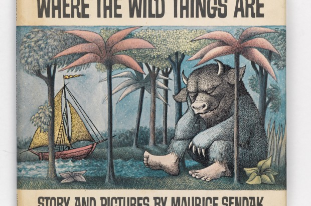 Maurice Sendak illustrations to go up for auction