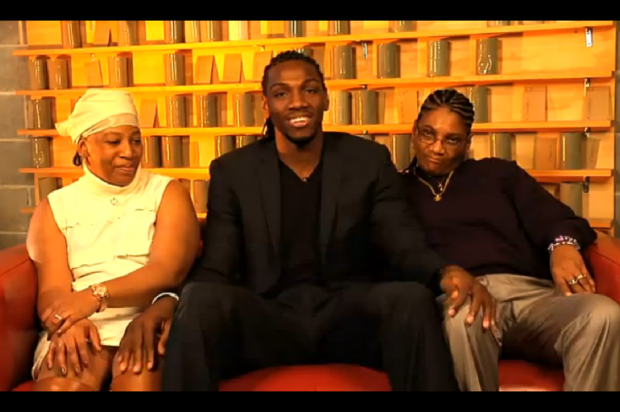 NBA star comes out with his lesbian moms in support of gay marriage