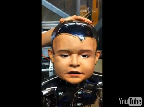 Robot toddler could unlock secrets of human development