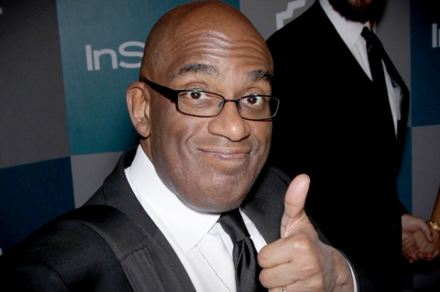 Al Roker lets out a secret