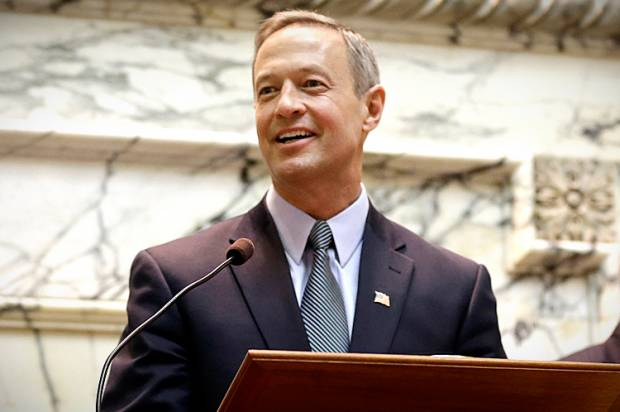 Dems: Nominate Martin O'Malley for president!