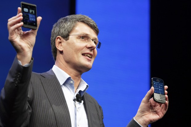 Will BlackBerry ever be hip again?