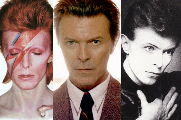 Time has changed David Bowie: He can trace time