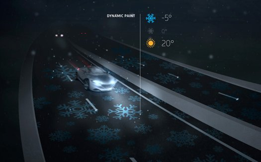 Highway of the future is seriously smart
