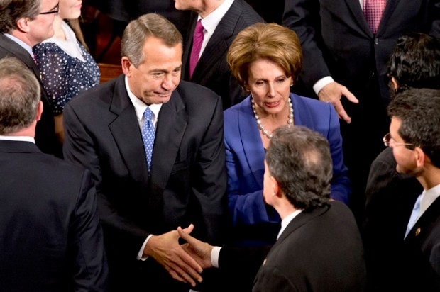 Lesson of the failed Boehner coup: We're dealing with idiots