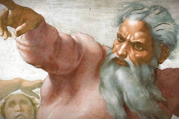 """I get it – you're an atheist. You should still capitalize """"God"""""""